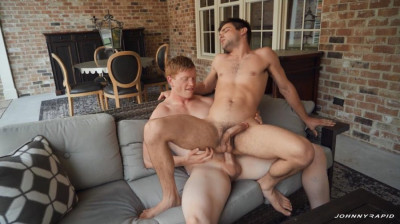 Johnny Rapid & Kyle Connors – Gingers First Fuck