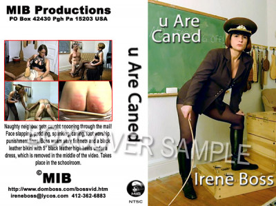 Domboss - U are caned