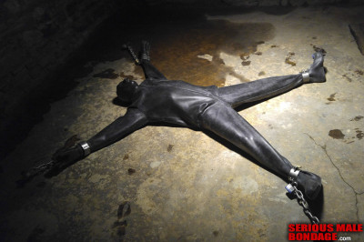 Heavy Rubber and Bondage