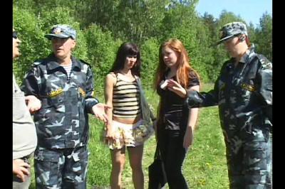 Discipline In Russia – C.P. for women in RSP