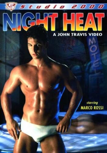 Night Heat In A Motel Full Of Guys - Marco Rossi, Kirk Jensen, Ryan Cassidy