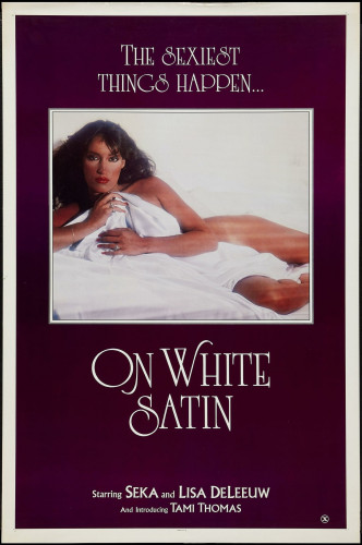Description On.White.Satin.1980