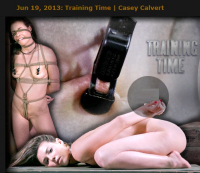 Training Time - Casey Calvert