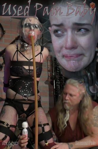 Sensualpain Used Pain Baby slave abigail annalee