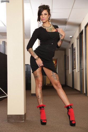 Bonnie Rotten - Blows The Doors Off Her Interview