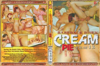 Description Bareback Bisex Cream Pie vol.13