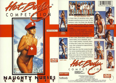 Hot Body Competition: Naughty Nurses Contest