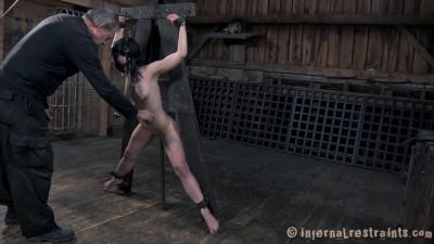 Description infernal restraints katharine cane - hot webbing - Extreme, Bondage, Caning