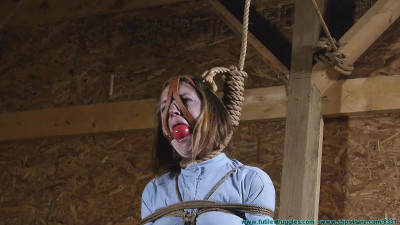 The Vigilante Turns His Attention Towards Rachel – Hung in the Barn Part 3