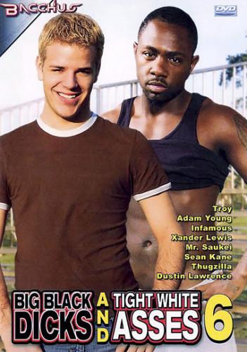 Big Black Dicks Tight White Asses vol.6