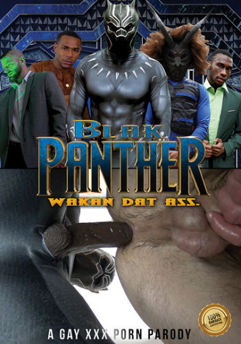 Blak Panther Wakan Dat Ass