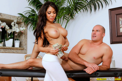Shay Evans — Lubed Up Latina (2018)