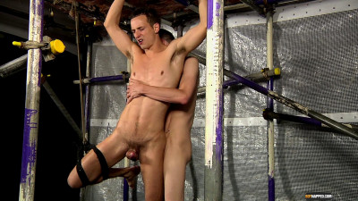 Hung Luke Wanked And Fucked