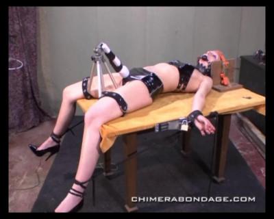 Slave gagged extreme
