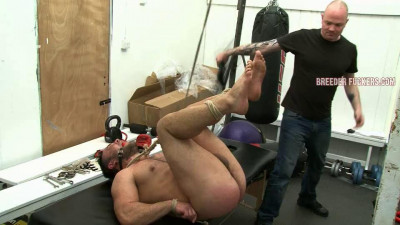 Gay BDSM Breeder Fuckers - Shane Session 2
