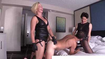 Description Husband Fucked By Wife And Cuck Sitter