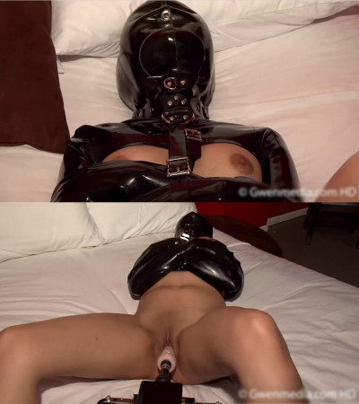 Tight bondage, suspension and torture for hot bitch