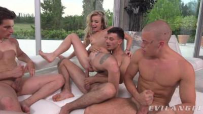Hot Rocco's Orgies
