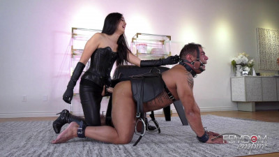 Mae Ling - Strap-On Pony Ride
