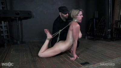 Kit Mercer is especially flexible slave