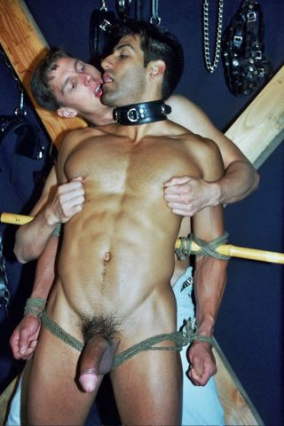 Tom Ropes McGurk - Roped and Punished