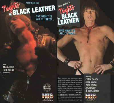 Peter Berlin Productions – Nights in Black Leather (1973)