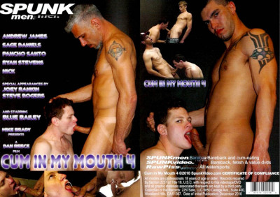 Cum In My Mouth Vol. 4 - Sage Daniels, Blue Bailey