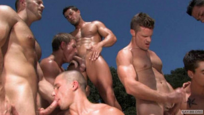 Orgy Guys Next Door