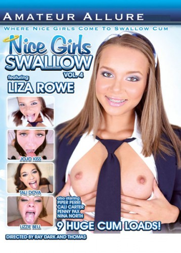 Nice Girls Swallow 4 (2015)