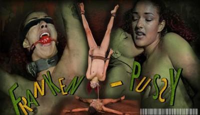 Franken-Pussy  – Part 1