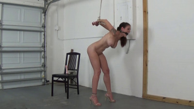 Crotch Roped To Orgasm