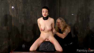 Paintoy with Frankie Belle