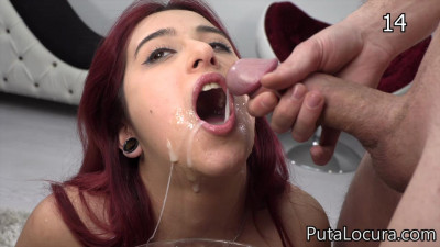 Red Bukkake Cum (2019)