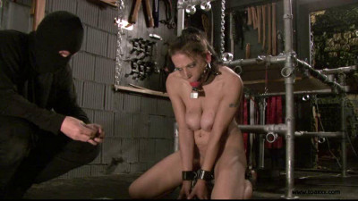 Toaxxx — tx147 Slave Eva in the Dungeon Again — pt 2