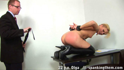 Spanking Them Video Collection 1