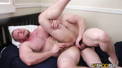 Ryan Judd Gets Fucked By Collin Simpson