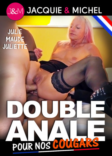 Description Double anal For Our Cougars