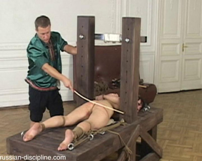 Discipline in Russia Vol.40 - After the Ball