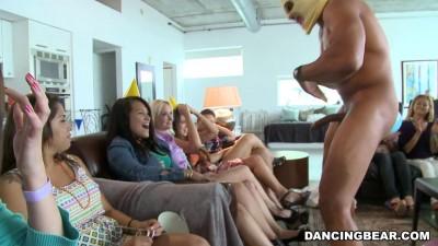 Bachelorette Loft Party