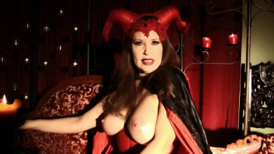 Description AnastasiaPierce - The Devil owns your Cock and Soul!