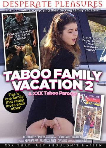 Taboo People Vacation 2: A XXX Taboo Parody
