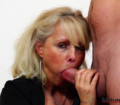 Sexy granny Koko Blond gaped and fucked hard by Kamil Klein 1080p