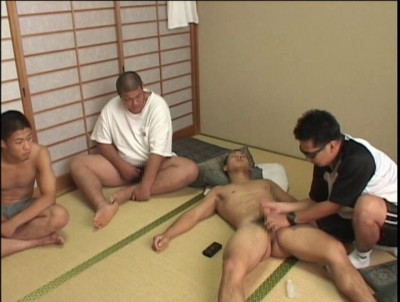 Out Staff pt.32 Training Camp Ejaculation Control