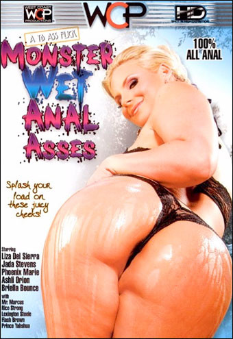Monster Wet Anal Asses part 2 5.05.2017