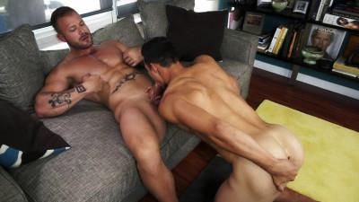 Austin Wolf, Angel Santiago