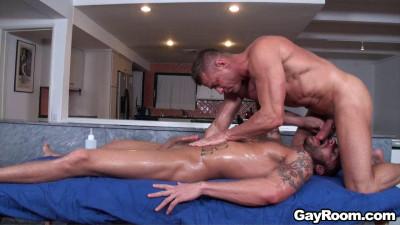 Gayroom — Massage Bait — Derek Parker and Tyler Saint