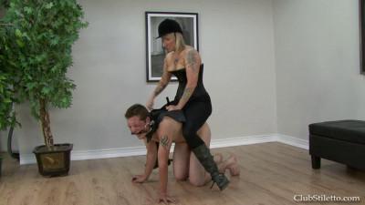 woman Paiges Cruel Ride