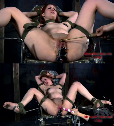 Super bondage, spanking and torture for sexy young slut part 1