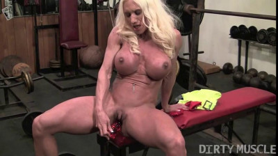 Female Muscle Cougars And Muscle Porn part 26