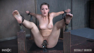 Nora Riley Local college coed severely bound vibrated several orgasms fucked subspace! (2016)